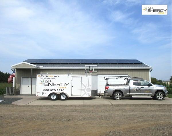 Focus on Energy Solar Power Wisconsin - All Energy Solar