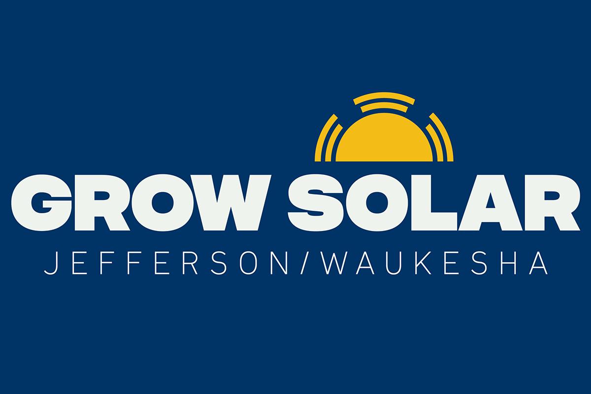 Grow Solar Jefferson Waukesha All Energy Solar