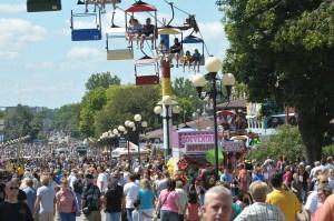 Internationally Acclaimed Iowa State Fair