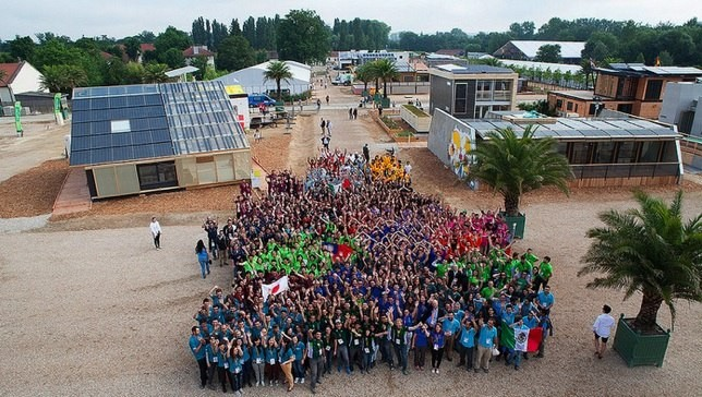 2014 Solar Decathlon Europe