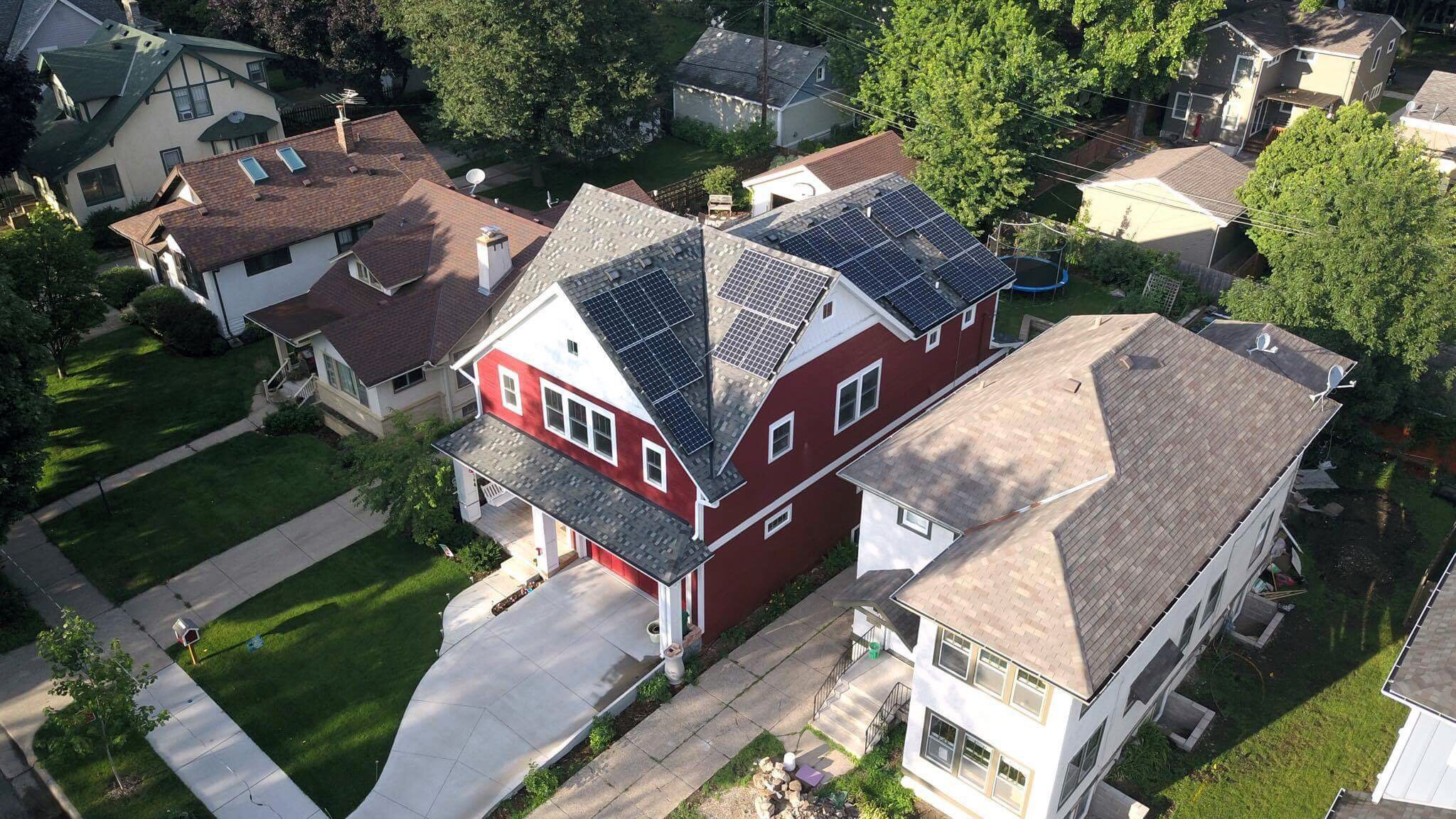 Minneapolis solar incentive Green Cost Share Program  All Energy Solar