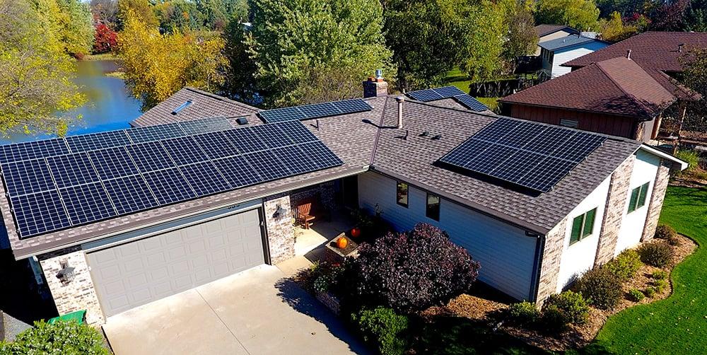 Minnesota solar panel installers