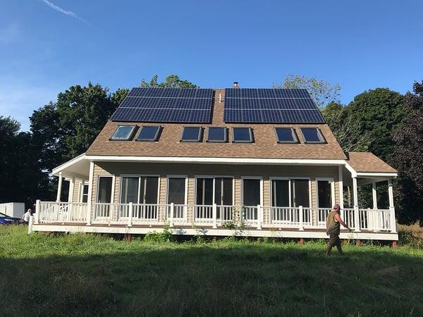 New Hampshire solar panel installers
