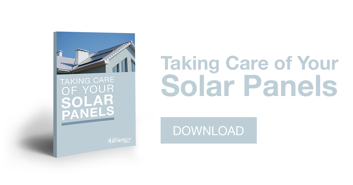 eBook_CTA_TakingCareofYourSolarPanels