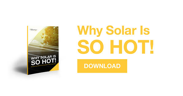 Download the Why Solar Is So Hot eBook